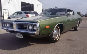 color theory 1972 dodge charger