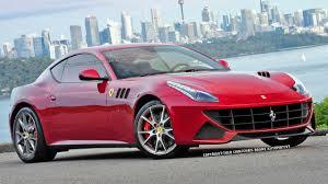 ferrari prototype 2016 ferrari ff coupe patent renderings future car news