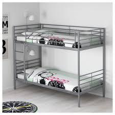 svarta bunk bed frame ikea white metal bunk beds argos metal futon
