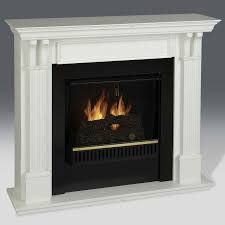 white gel fireplace home decorating interior design bath