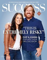 chip joanna gaines magazine january 2018 chip and joanna gaines