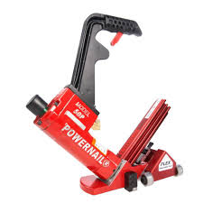 Central Pneumatic Staples by Hdx Pneumatic 2 In 1 16 Gauge Flooring Nailer With Staples