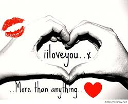 I Love You More Meme - image cute i love you more than anything saying 140543227548ngk