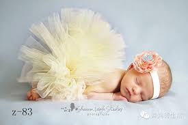 newborn photography props lovely baby photography props pink flower with jewelry headwear