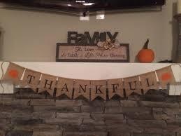 thanksgiving burlap banner thankful banner thankful banner thankful sign thanksgiving