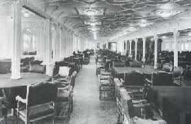 titanic first class dining room 1st class dinning room titanic pinterest titanic and rms titanic