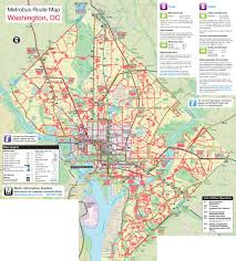 Map Of Downtown Washington Dc by Washington Dc Downtown Metrobus Map City Center U2022 Mapsof Net