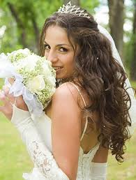 wedding hairstyles with headband popular long hairstyle idea