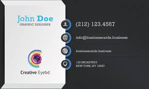 templates how to make a business card front and back as well as