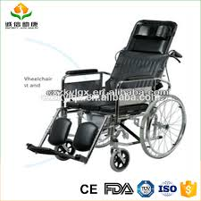 reclining commode wheelchair reclining commode wheelchair