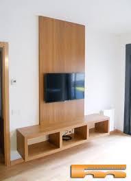sabes cuanta gente se presenta en mueble salon ikea mueble salón tv a medida con panel pared realizado en melamina de