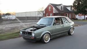 old volkswagen rabbit convertible for sale eurowise mk1 vr6 rabbit conversion kit youtube