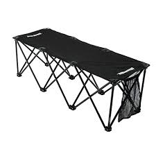 Portable Sports Bench Insta Bench 3 Seater Portable Sports Bench U0026 Carry Bag Choose