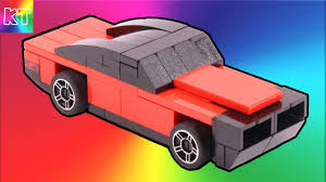 how to build a dodge charger lego dodge charger 1969 lego speed build