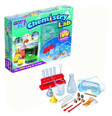 science mad chemistry lab playset trends amazon co uk toys u0026 games