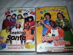 Seeking Santa Episode Balamory Musical Stories And Seeking Santa Dvds Includes Bonus