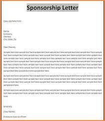 athletic sponsorship proposal template eliolera com
