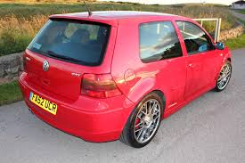 used 2002 volkswagen golf gti mk3 mk4 for sale in aberdeenshire