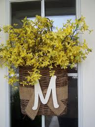 Hang Exterior Door Front Door Hanging Basket My Pinterest Inspired Projects