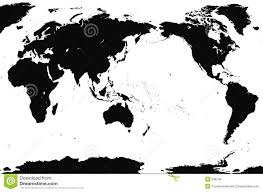 Accurate Map Of The World Accurate World Map Detailed Royalty Free Stock Images Image