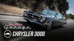 chrysler 1961 chrysler 300g jay leno u0027s garage youtube