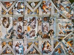 a flattened view of the incredible sistine chapel ceiling junk host a flattened view of the incredible sistine chapel ceiling