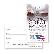 Invitation Cards Download National Day Of Prayer 2017 Customizable Mini Invitation Cards