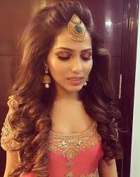 bridal hair for oval faces best 25 indian wedding hairstyles ideas on pinterest indian