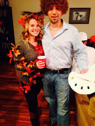 couples costumes halloween ideas bob ross couples costume all things fall pinterest bob ross