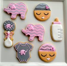 baby shower cookies baby shower cookies compulsive foodie