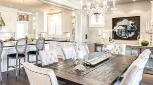 Rustic Dining Room Table Decor Room Table Pinterest Farmhouse Ideas Rustic