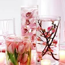 flower centerpieces diy project submerged underwater flower centerpieces
