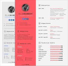 homely idea interactive resume 6 10 best free resume cv templates