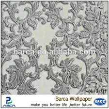 lastest coming sound proof heavy embossed wallpaper for wall buy