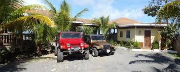 turquoise jeep cj jeep rental in roatan west bay tours