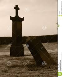 halloween headstones creepy halloween gravestones royalty free stock image image 3344416