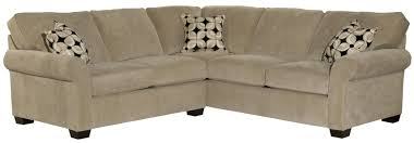 Two Piece Sofa by Broyhill Furniture Ethan Two Piece Sectional With Corner Sofa