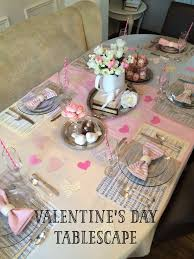 Valentines Day Tablescapes by Valentine U0027s Day Tablescape
