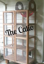 building a backyard catio hometalk