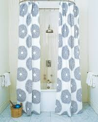 Pictures Of Shower Curtains In Bathrooms Is A One Minute Bathroom Remodel Possible Stunning Shower