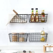 meuble etagere cuisine etagere panier rangement cuisine bureau meuble etagere avec panier