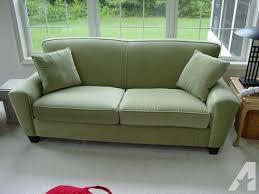 microfiber sofa and loveseat soft sage green microfiber sofa matching loveseat by kevin charles