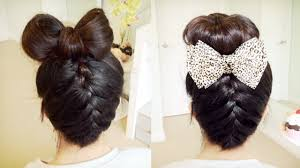 minnie mouse hair bow minnie mouse hair bow tutorial asl
