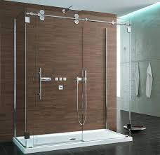Shower Stalls With Glass Doors Glass Shower Stalls Which Are 3 Sided Useful Reviews Of Shower