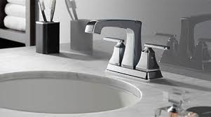 Bathroom Vanity Faucets by Bathroom Sink Faucets Lavatory Faucets Delta Faucet
