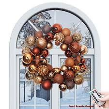valery madelyn 20 pre lit woodland wreath