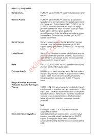pioneer avh p6050 oto teyp kullanım kılavuzu sayfa 5 www