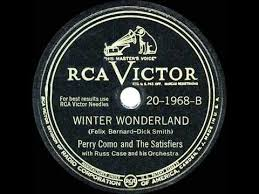 1946 hits archive winter perry como 1946 version