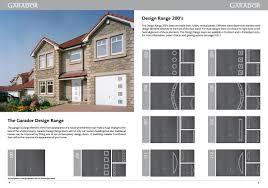 nuneaton garage doors installations garador designer doors