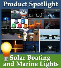 Marine Solar Lights - 29 best solar marine u0026 boating lights images on pinterest